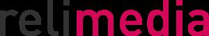 Logo-Schriftzug Relimedia